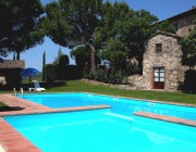 Fattoria Pratale_Chianti_Holiday apartments with swimming pool